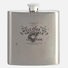 Nightvale Ouija Flask
