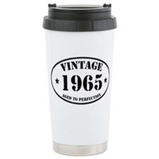 Vintage Aged to Perfect Travel Mug