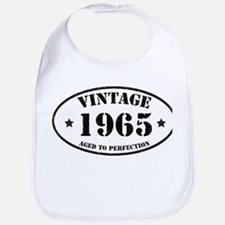 Vintage Aged to Perfection 1965 Bib
