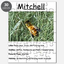 Mitchell the bee Puzzle