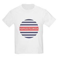 Patriotic Naples Florida T-Shirt