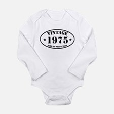 Vintage Aged to Perfection 1975 Body Suit