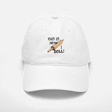 Rolling Pin Baseball Baseball Cap
