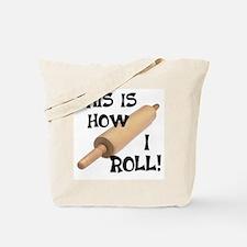 Rolling Pin Tote Bag