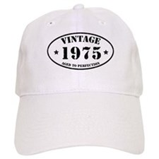 Vintage Aged to Perfection 1975 Baseball Cap