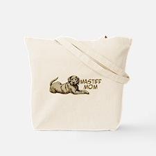 Funny Mastif Tote Bag