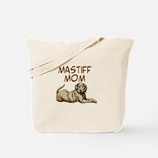 Cute Mastif Tote Bag