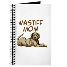 Cute English masitffs Journal