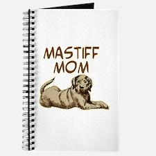 Cute Old english masstiffs Journal