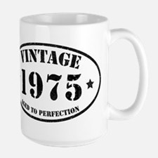 Vintage Aged to Perfection 1975 Mugs