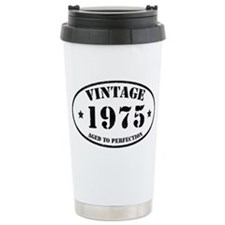 Vintage Aged to Perfect Travel Coffee Mug
