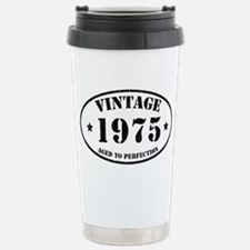 Vintage Aged to Perfect Travel Mug