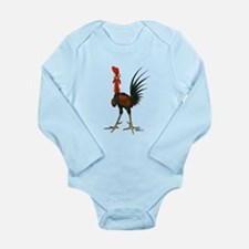 Crazy Rooster Body Suit