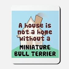 Mini Bull Home Mousepad
