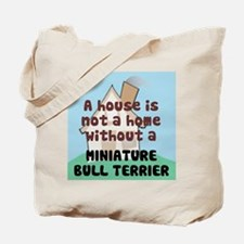 Mini Bull Home Tote Bag