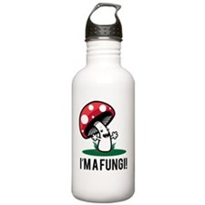 I'm A Fungi! Water Bottle
