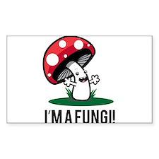 I'm A Fungi! Decal