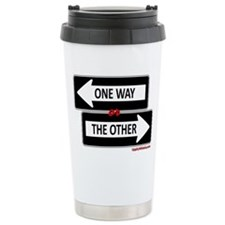 One Way or The Other Travel Mug