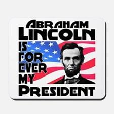 Lincoln 4ever Mousepad