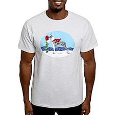 Great Dane MerleB Mail T-Shirt