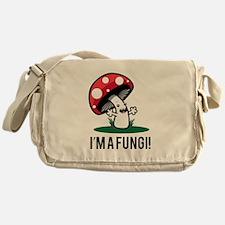 I'm A Fungi! Messenger Bag