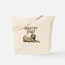 Cool Mastif Tote Bag