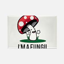 I'm A Fungi! Magnets