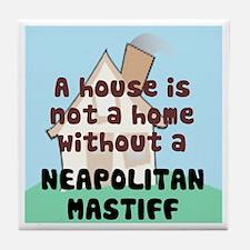 Neo Home Tile Coaster