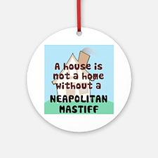 Neo Home Ornament (Round)