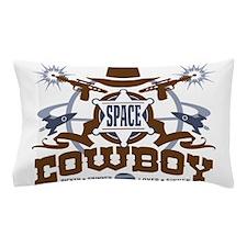 Space Cowboy Pillow Case