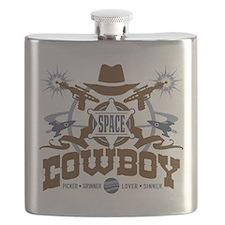 Space Cowboy Flask