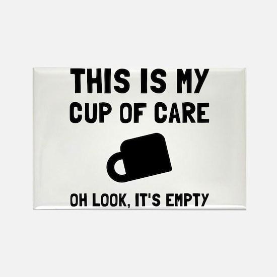 Unique Humorous coffee Rectangle Magnet