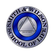 Smith&Wilson Ornament (Round)