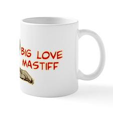 Cool English masitffs Mug