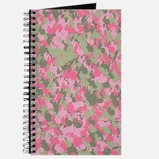 Pink Bunnyflage 2 Journal