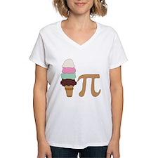 Ice Cream Pi T-Shirt