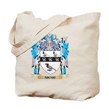 Niksic Coat of Arms - Family Crest Tote Bag