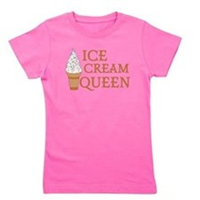Ice Cream Queen Girl's Tee