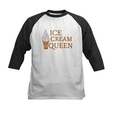 Ice Cream Queen Baseball Jersey