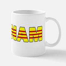 Vietnam Flag 001 Mug