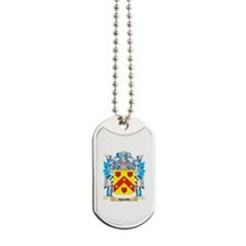 Nixon Coat of Arms - Family Crest Dog Tags