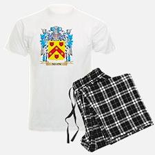 Nixon Coat of Arms - Family C Pajamas