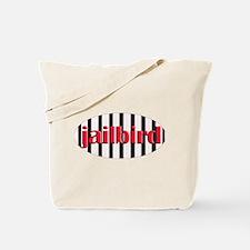 Jail bird Tote Bag