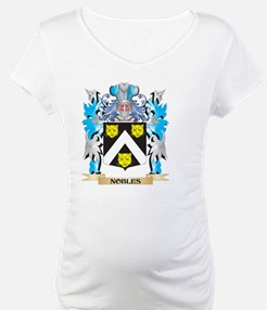 Nobles Coat of Arms - Family Cre Shirt
