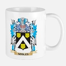 Nobles Coat of Arms - Family Crest Mugs