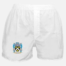 Nobles Coat of Arms - Family Crest Boxer Shorts