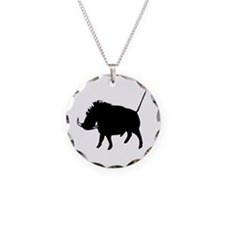 Wart Hog Necklace