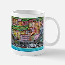 Colours of Manarola Mugs