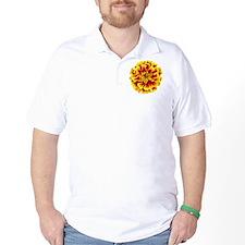 Marigold Flower T-Shirt