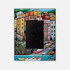 Colours of Riomaggiore Picture Frame